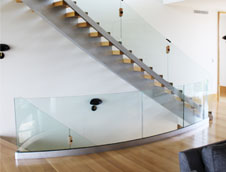Glass, metal, wire and wood railings in every style, modern, contemporary, traditional and more. Safety and style define SA-FE's commercial railing solutions.